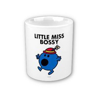 Little Miss Bossy Classic 2 Coffee Mugs from Zazzle.com