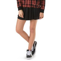 Vans Webster Skirt (Black)