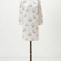 Arctic Mini Dress - Anthropologie.com