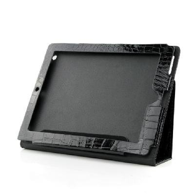 Crocodile Skin Folio Magnetic Smart Leather Case Cover for iPad - &amp;#36;9.41 : freegiftbox!, online shopping wholesale for electronics,iphone ipad accessories, comsumer electronics and accessories, game accessories and fashion apperal