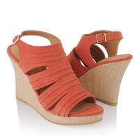 Tiered Platform Wedges | FOREVER21 - 2000042208