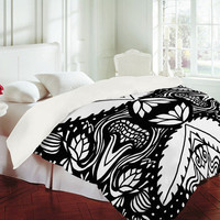 DENY Designs Home Accessories | Paula Ogier Aviation Duvet Cover