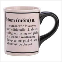 What A Mom Is Mug  14246 - Other