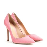 mytheresa.com Exclusive pony-hair pumps
