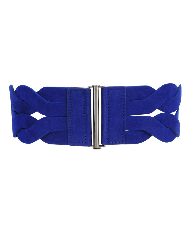 Wide Cable Elastic Belt | FOREVER21 - 2000045055