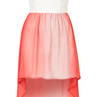 **Pink Splash Dress by Oh My Love - Topshop