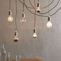 Pendant Lamp Fabric Cord
