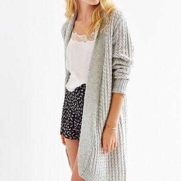 Kimchi Blue Snowflake Duster Cardigan - Urban Outfitters