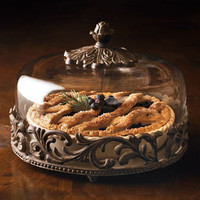 GG Collection Covered Pie Plate