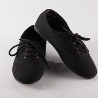 Canvas Oxford - Black