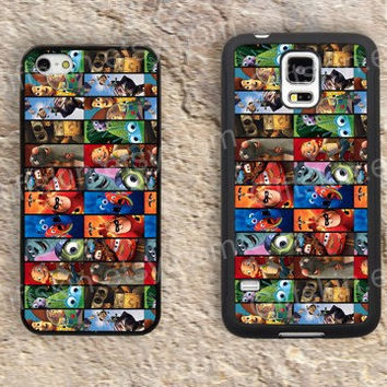 College cartoon case  iphone 4 4s iphone  5 5s iphone 5c case samsung galaxy s3 s4 case s5 galaxy note2 note3 case cover skin 113