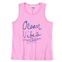 O'Neill GIRLS OCEAN VIBES TANK from Official US O'Neill Store