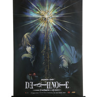 Death Note Light Vs. L Wall Scroll