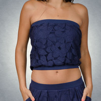 Nola Crop Top by Tart Collection