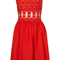 Lace Strappy Sundress - Dresses - Apparel - Topshop USA