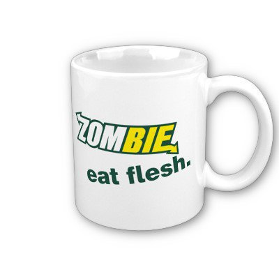 Zubway Coffee Mugs from Zazzle.com