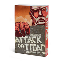 Attack on Titan Colossal Edition Volume 1