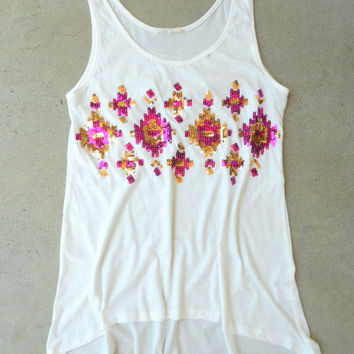 Palisades Tank Top [5788] - $16.80 : Vintage Inspired Clothing & Affordable Dresses, deloom | Modern. Vintage. Crafted.