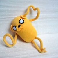 Jake the Dog Long Bendy Arms