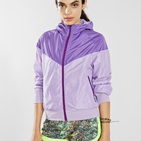 Vintage Nike Lavender Running Jacket - Urban Outfitters