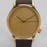 KOMONO Winston Gold Watch - Urban Outfitters
