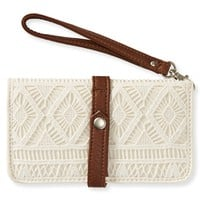 CROCHETED WRISTLET