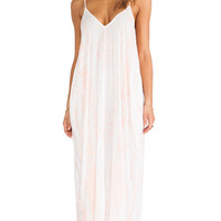 Indah X REVOLVE Nala Maxi Dress in Peach