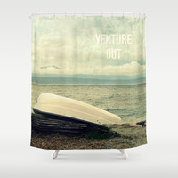Venture Out Shower Curtain by RDelean