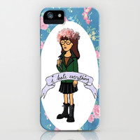 Daria iPhone & iPod Case by Aliyahtakespictures | Society6