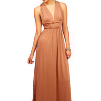 Divine Empire Maxi Dress - Maxi Dresses at Pinkice.com