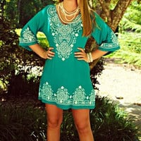 Ellianna Dress JPS Jade