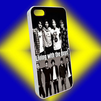 5 Seconds of Summer and 1D Case For iPhone 4/4s, iPhone 5/5S/5C, Samsung Galaxy S2/S3/S4/S5, iPod 4/5