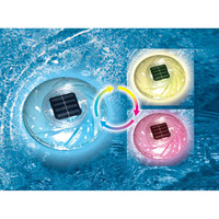 Rainbow Floating Solar Light | zulily