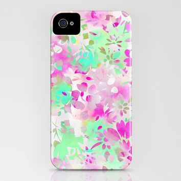 Society6 - Floral Spirit 4 iPhone & iPod Case by Jacqueline Maldonado