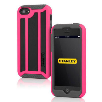 Incipio Stanley Highwire Case for iPhone 5 / 5S - Pink / Grey