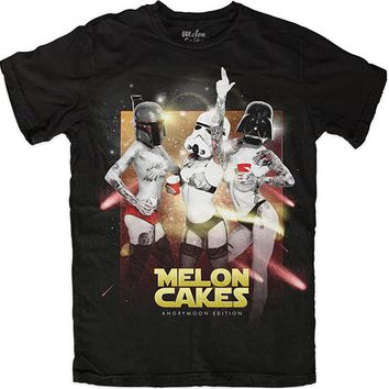 "Men's ""Star Wars"" Tee (Black)"