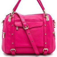 Rebecca Minkoff Cupid Satchel | SHOPBOP