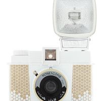 ModCloth Travel Diana F Camera in Honeycomb