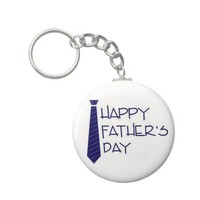 Happy Fathers Day Key Chain from Zazzle.com