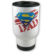 Super Dad Stripes Coffee Mugs from Zazzle.com