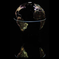 ThinkGeek :: City Lights Globe
