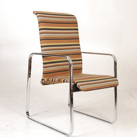 Herman Miller Desk Chair by Peter Protzman with Alexander Girard Upholstery