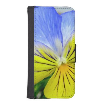 Flower iPhone 5/5s Wallet Case