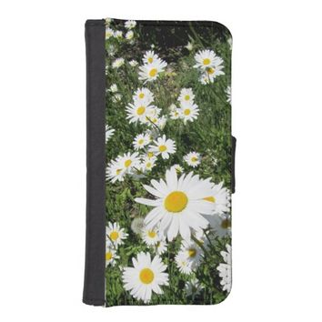 Daisy iPhone 5/5s Wallet Case