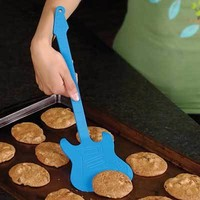 Guitar Baking Spatula- Blue
