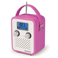 CR8006A Crosley Songbird Radios - Available in 5 Colors