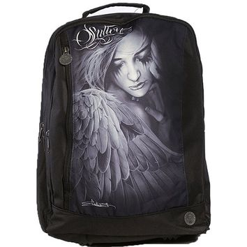 "Studio ""Heaven Sent"" Backpack by Sullen Clothing (Black)"