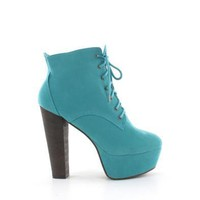 Nia - Nelly  Shoes - Turkos - Vardagsskor - Skor - NELLY.COM Mode online p ntet