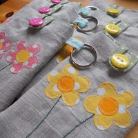 Flower Gadget Cosy (for Ipod/Iphone, Small Camera Etc) | Luulla