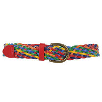 Colorful Woven Belt - Accessories - Belts - 2000009996 - Forever21